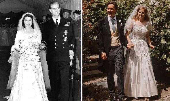 Princess Beatrice height: Couples