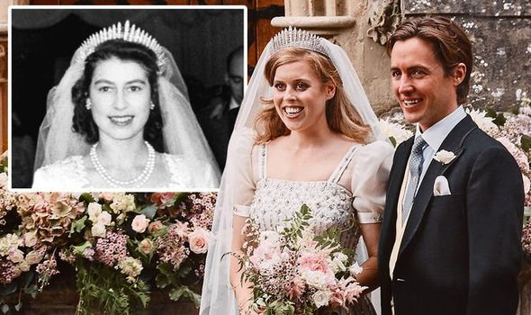 Princess Beatrice wedding: