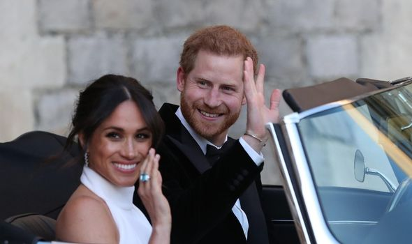 Princess Beatrice wedding: Meghan Markle and Prince Harry