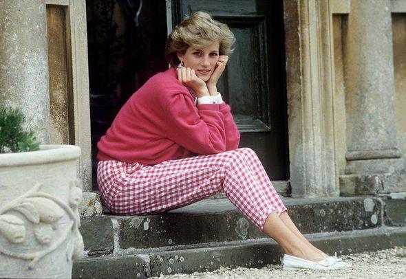 Princess Diana, Harry's mother