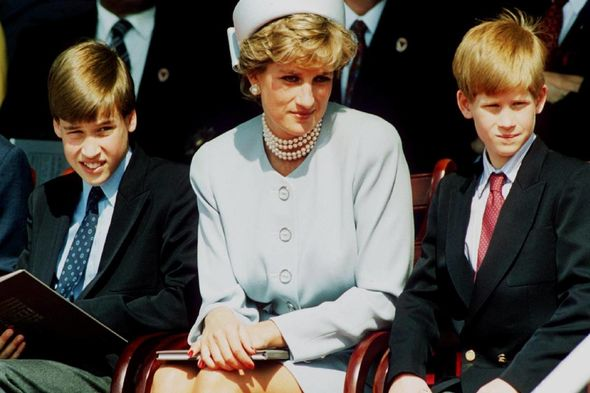 Princess Diana also referred to her son as 'wombat.'