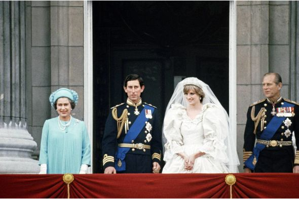Princess Diana had a close relationship with The Queen, even after her divorce to Prince Charles.
