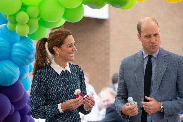 Princess Diana heartbreak: Cambridge couple
