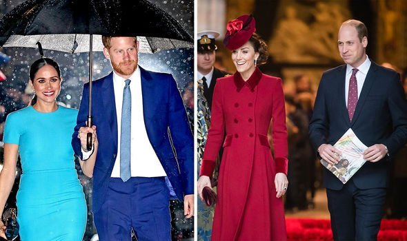 Princess Diana heartbreak: Couples