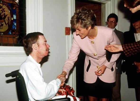 Princess Diana made history during Aids crisis