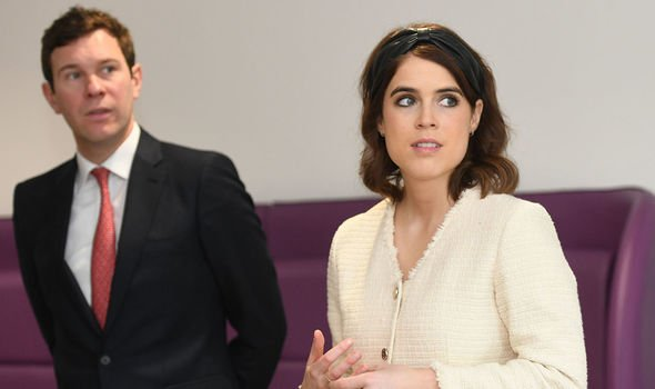 Princess Eugenie: York's heartbreaking reaction engagement ring revealed