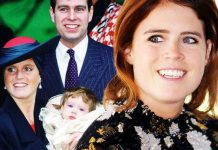 Princess Eugenie name: Princess Eugenie