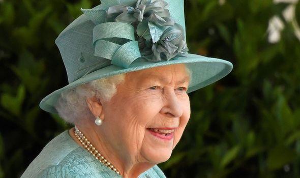 Queen Elizabeth II news: The Queen smiling