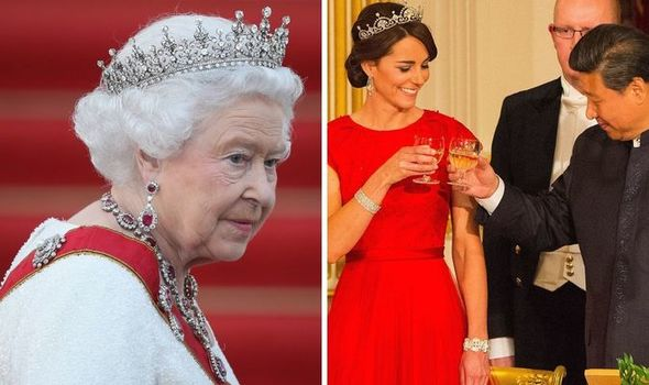 Queen Elizabeth II rule