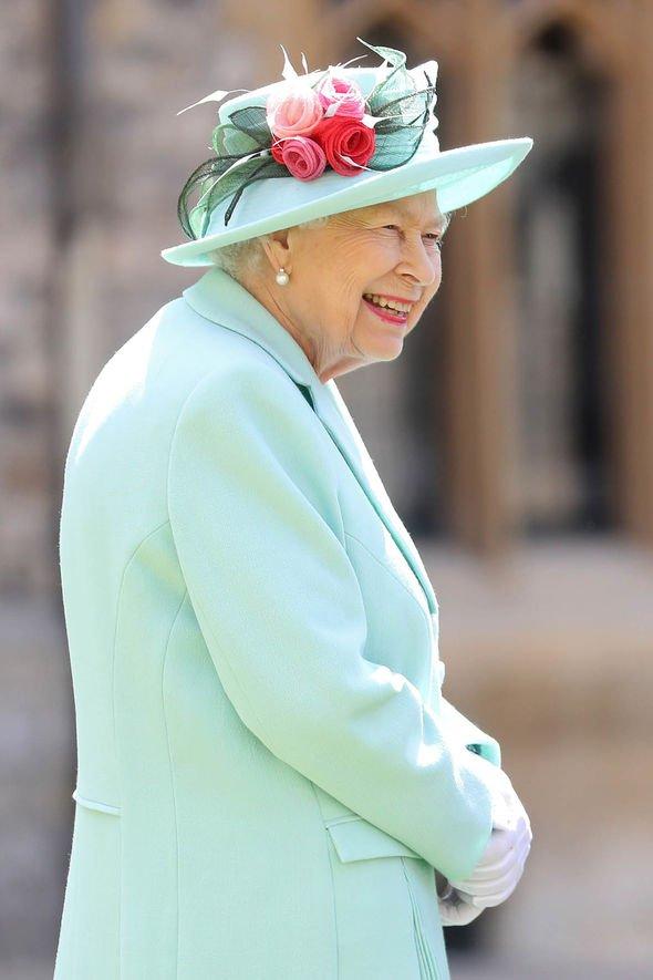 Queen heartbreak: The Queen