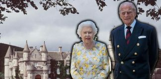 Royal reunion: The Queen and Prince Philip