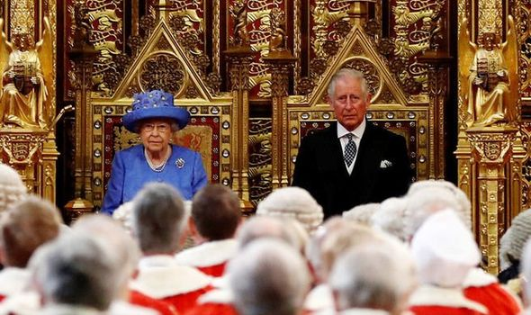Royal rules Prince Charles accession Parliament monarchy