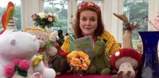 Sarah Ferguson shows insight into daughters' toys