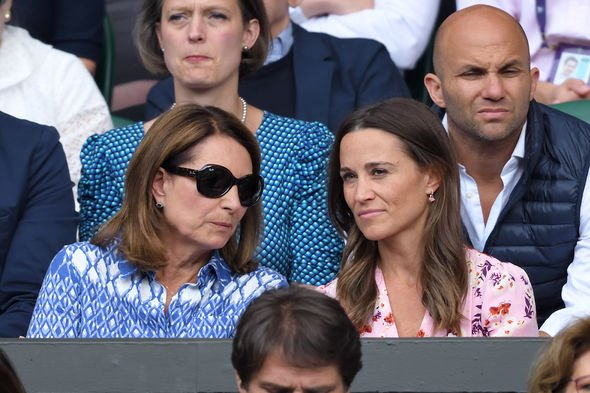 Wimbledon 2020: Pippa pictured at Wimbledon - an event she attends religiously