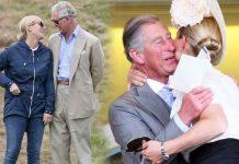 Zara and Prince Charles