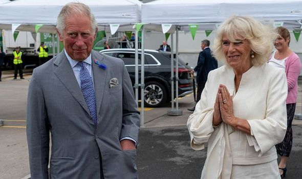 camilla news duchess of cornwall queen consort camilla parker bowles prince charles latest