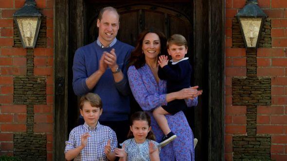 duke duchess of cambridge residence lockdown