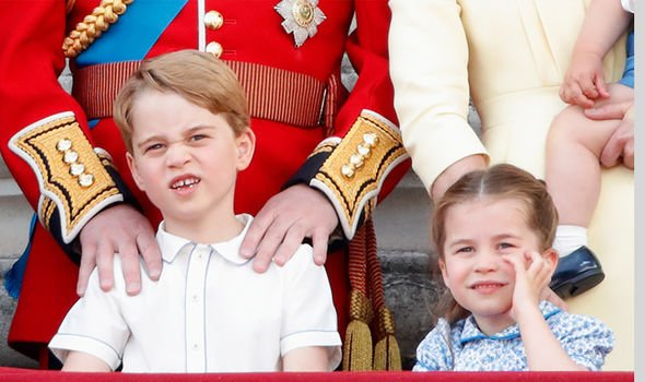 george charlotte royal