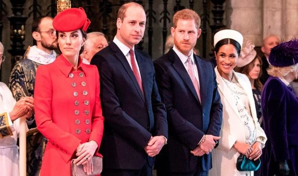 meghan markle prince harry kate middleton william