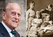 prince philip royal family