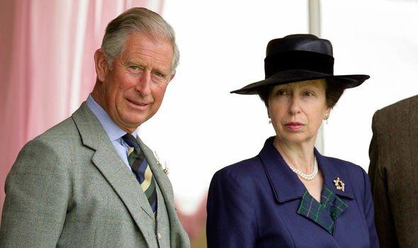 princess anne news prince Charles duchy cornwall organic farming climate change news