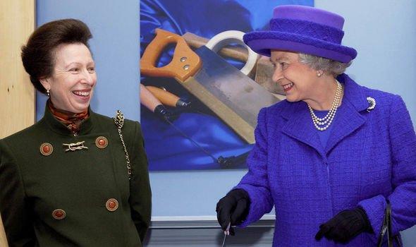 princess anne news princess anne birthday princess royal age royal family news