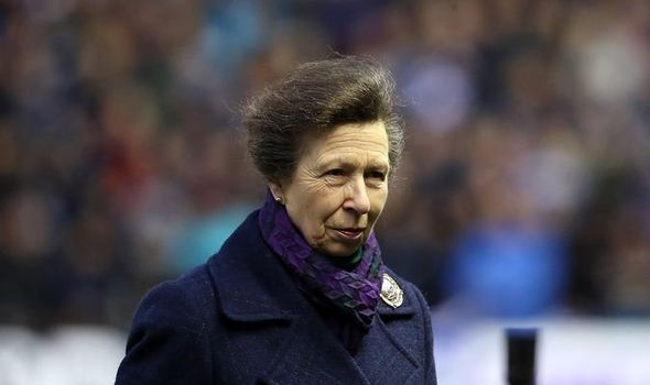 princess anne social media twitter tradition