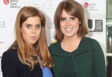 princess beatrice princes eugenie royal family cancer