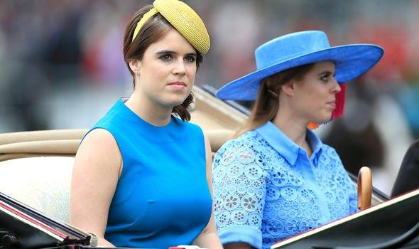 princess beatrice princess eugenie royal fans