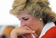 princess diana news princess of wales sad