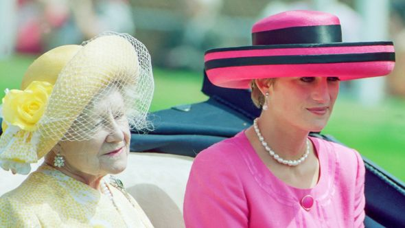 princess diana news queen mother comment christmas