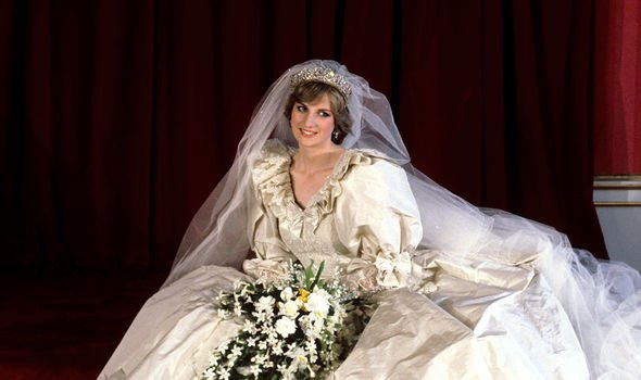 princess diana prince charles royal wedding