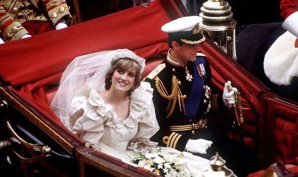 princess diana royal wedding