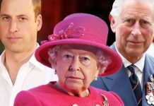 queen elizabeth ii prince charles prince william king