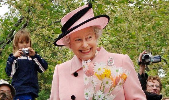 queen elizabeth ii the durrells her majesty