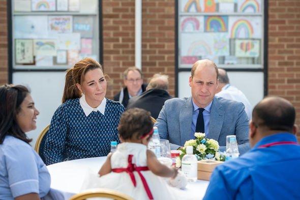 Royal fury: Prince William and Kate Middleton