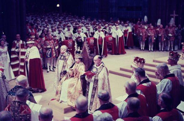Royal rules: Queen Elizabeth II coronation