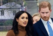 Prince Harry, Meghan Markle and Frogmore Cottage