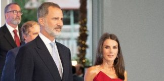 Queen Letizia and King Felipe step out despite new scandal emerging within Spanish royals