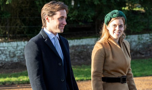 Beatrice and Edo started dating around Princess Eugenie's wedding in 2018