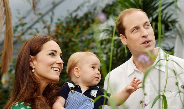 William would often share anecdotes about their son