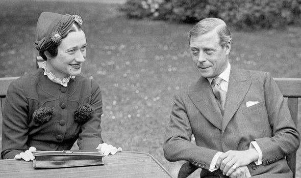 Edward VIII -- later known as the Duke of Windsor -- abdicated so he could marry Wallis Simpson