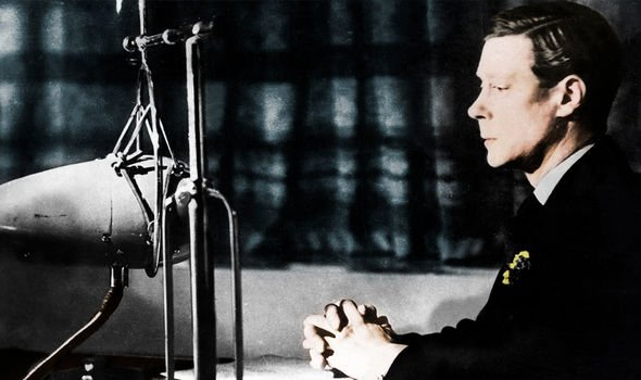 Royal news: Edward abdicating in December 1936