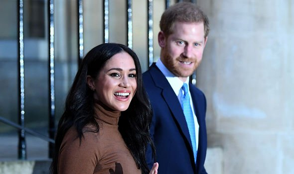 Meghan and Harry have denied contributing towards Finding Freedom