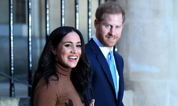 Meghan and Harry intiially spent some time in Canada before relocating to the US
