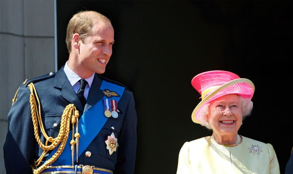 Prince William admitted the Queen is also his role model
