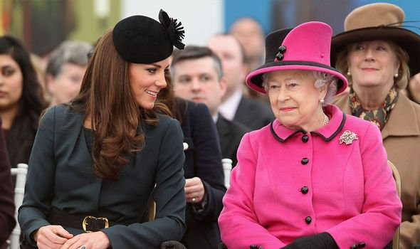 The Duchess of Cambridge was considered quite shy during her first few years on the frontline