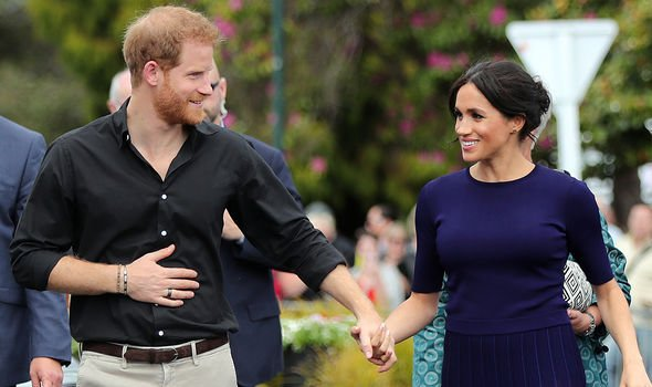 Harry and Meghan have been keen to pursue privacy throughout their married life