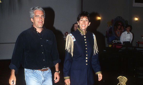 Epstein and Maxwell were firm fixtures at key society events for years