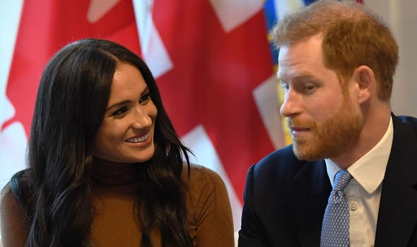 Meghan and Harry initially relocated to Canada but soon moved to California